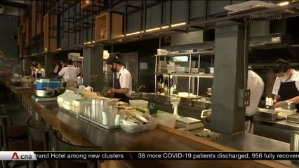 How Bangkok's restaurants are adapting to COVID-19 restrictions | Video