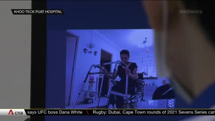 Physiotherapy patients could see sessions move online | Video