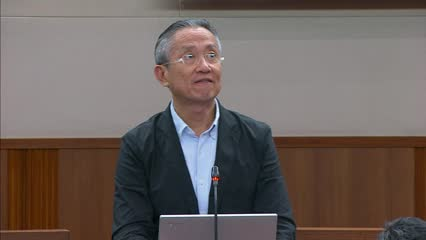 Chen Show Mao on Protection from Online Falsehoods and Manipulation Bill