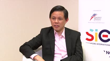 Policies will continue to be adjusted to support the energy sector: Chan Chun Sing | Video