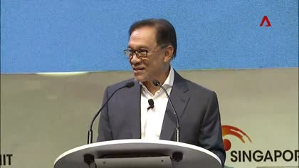 Anwar Ibrahim speaks at Singapore Summit 2018 | Video