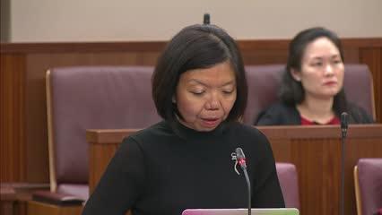 Anthea Ong on Fire Safety (Amendment) Bill