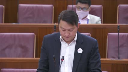 Lam Pin Min responds to clarifications sought on Small Motorised Vehicles (Safety) Bill and Active Mobility (Amendment No. 2) Bill