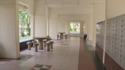 Ban on PMDs at void decks, common areas to start Sep 1: PAP town councils   Video