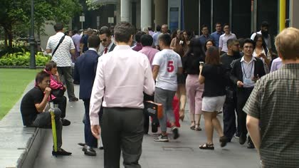 Retrenchments lowest in 5 years, resident unemployment rate declines: MOM report   Video