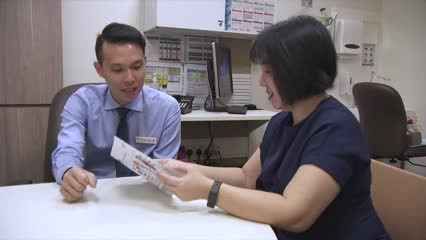 Diabetes-care model to help more polyclinic patients | Video