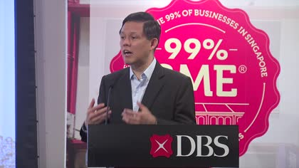 SMEs to get more help in digital adoption with enhanced 99%SME website | Video