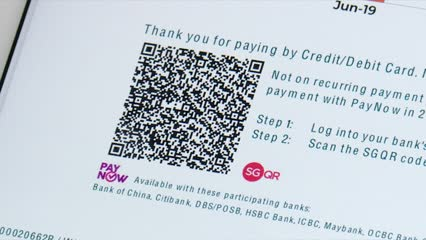 Paynow rolled out under single QR code | Video
