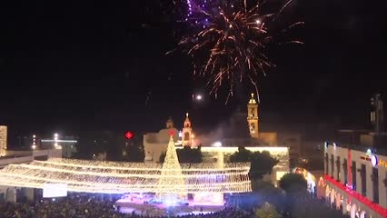 Bethlehem welcomes pilgrims for Christmas celebrations | Video