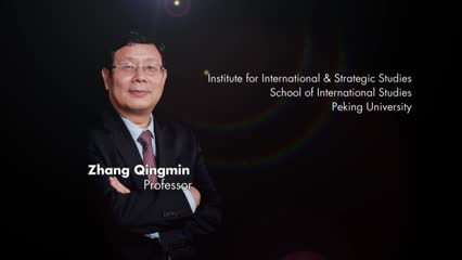 Prof Zhang Qingmin, Peking University