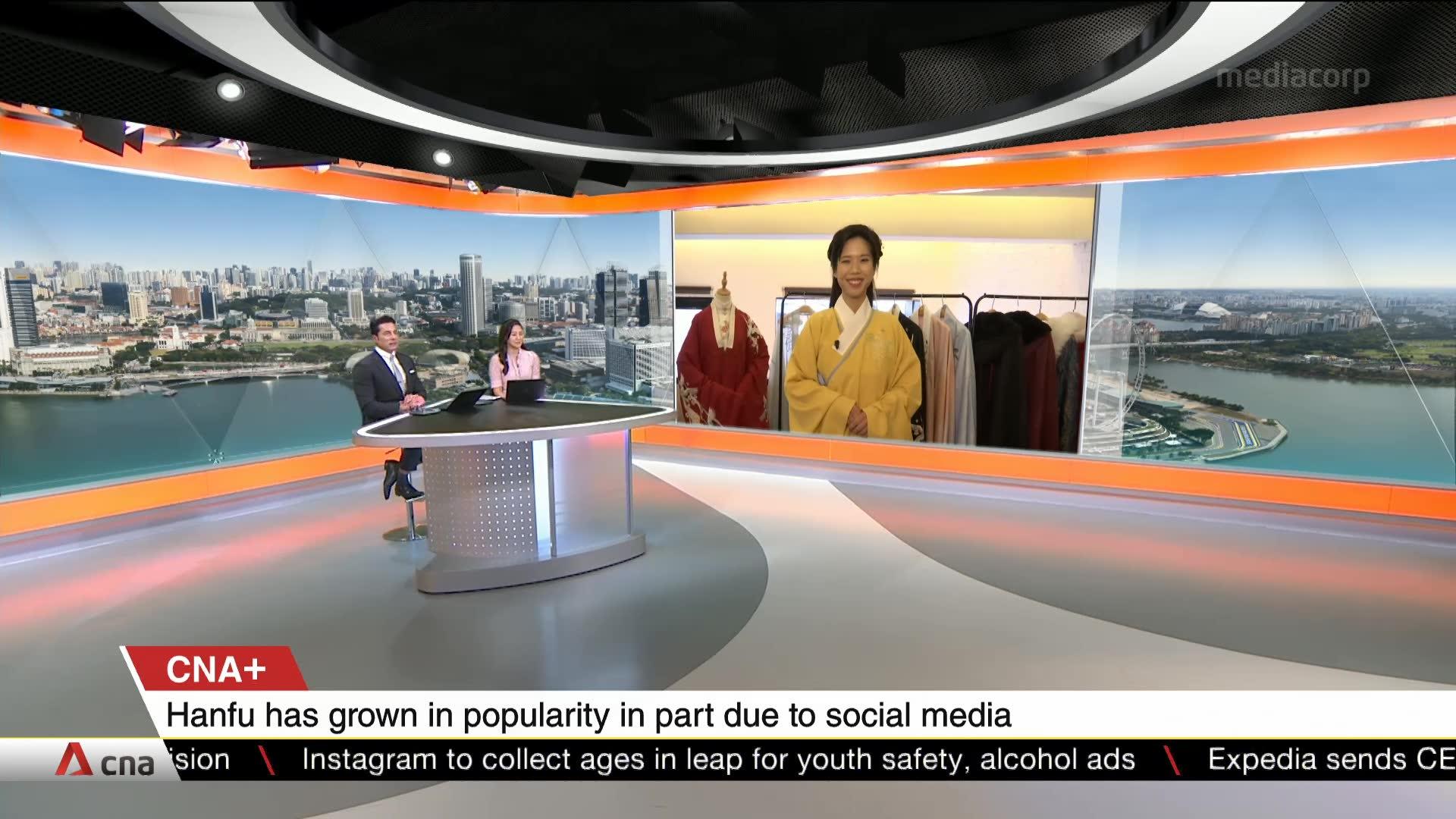 CNA+: China's Hanfu Trend