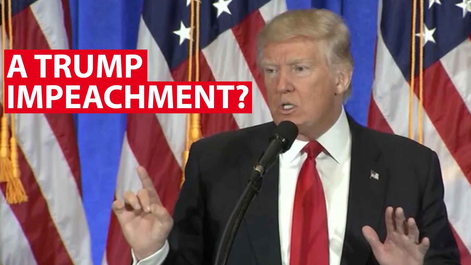 A Trump impeachment by this year? The debate on Insight