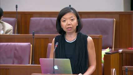 Anthea Ong on Goods and Services Tax Voucher Fund (Amendment) Bill