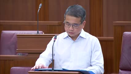 Edwin Tong on Criminal Procedure Code (Amendment) Bill