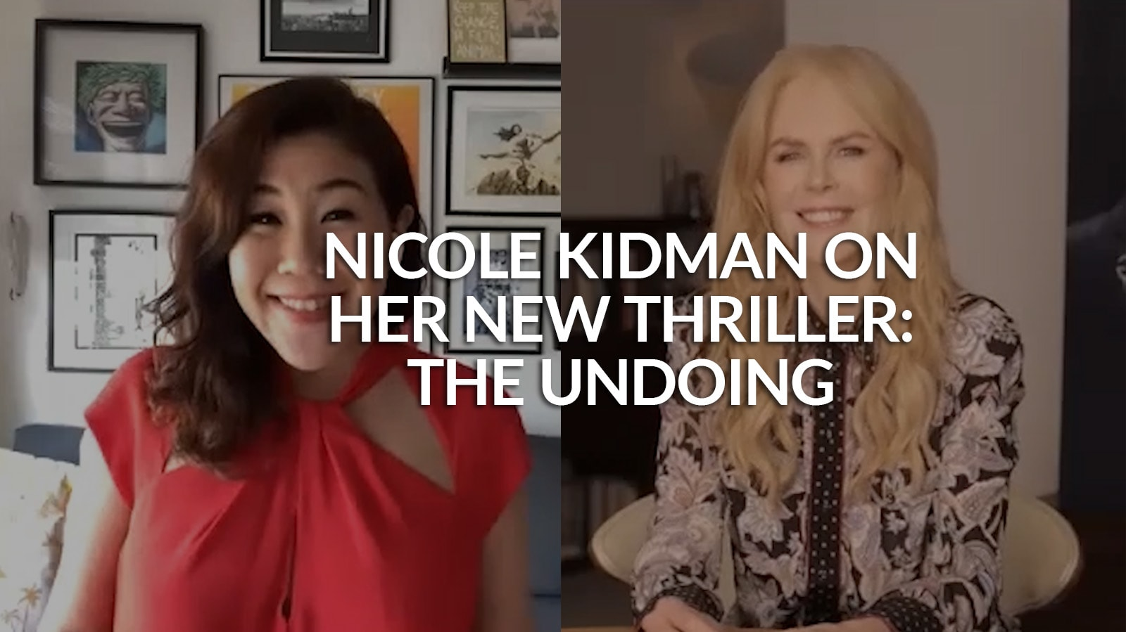 Nicole Kidman's Singapore connection and new thriller The Undoing | CNA Lifestyle