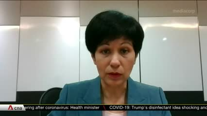 COVID-19: Attendance for home-based learning at 96%, says Indranee Rajah | Video