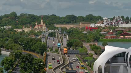 Better connectivity needed as Sentosa seeks after-dark crowds: Analysts | Video