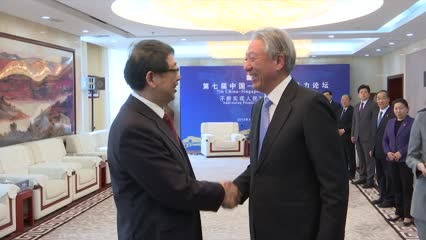 Addressing people's aspirations central to role of governments: DPM Teo Chee Hean | Video