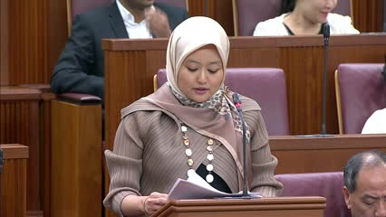 Rahayu Mahzam on education, legislation to combat offensive and hate speech