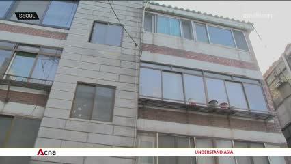 Life in a dingy basement apartment in Seoul | Video