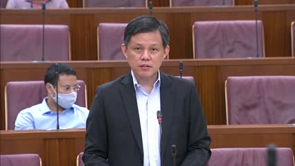 Chan Chun Sing on shifts, opportunities in global supply chains