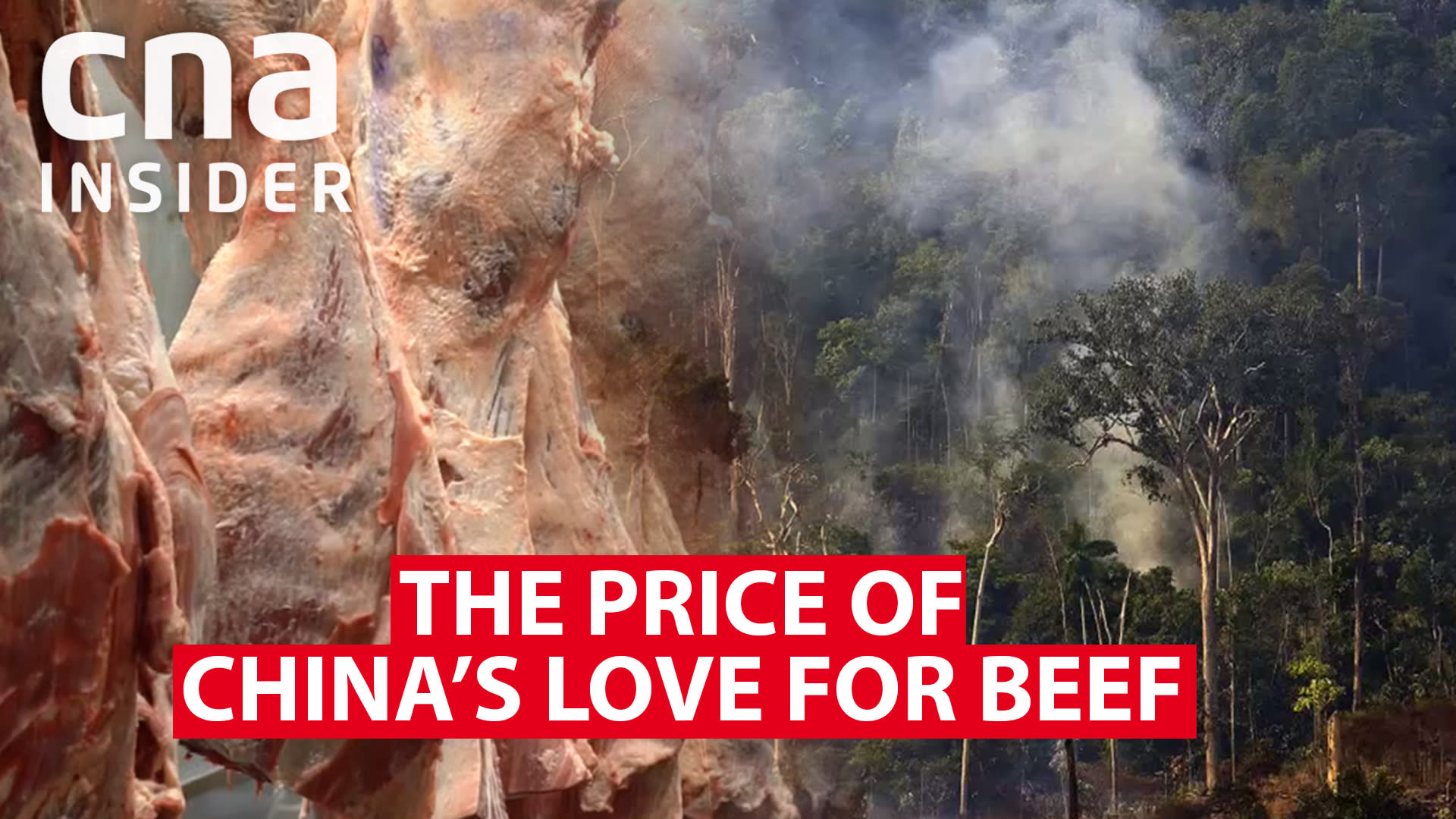 How China's love for beef is destroying the Amazon
