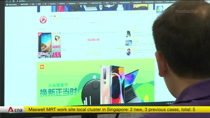 New Enterprise Singapore initiative to help SMEs break into e-commerce market | Video