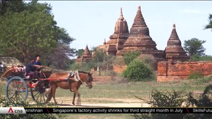 Asia's World Heritage Sites
