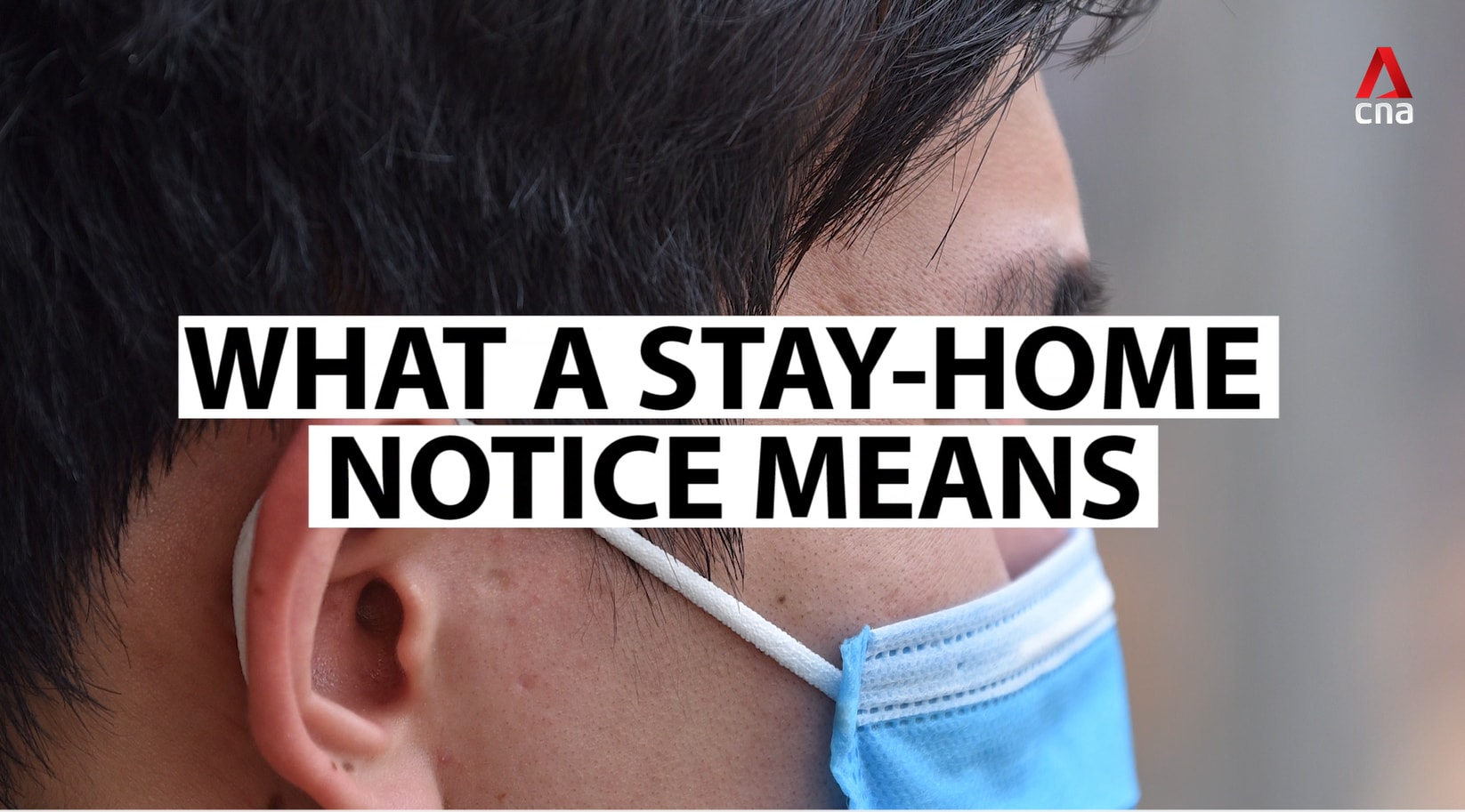 What does a stay-home notice mean and what happens if you flout the rules?