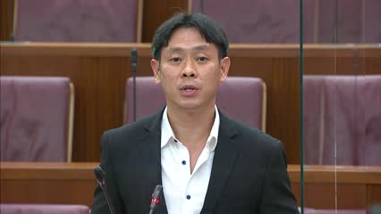 Louis Ng on reviewing Singapore's justice system