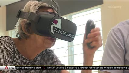 Nursing homes turn to tech tools to manage workload, keep residents safe | Video