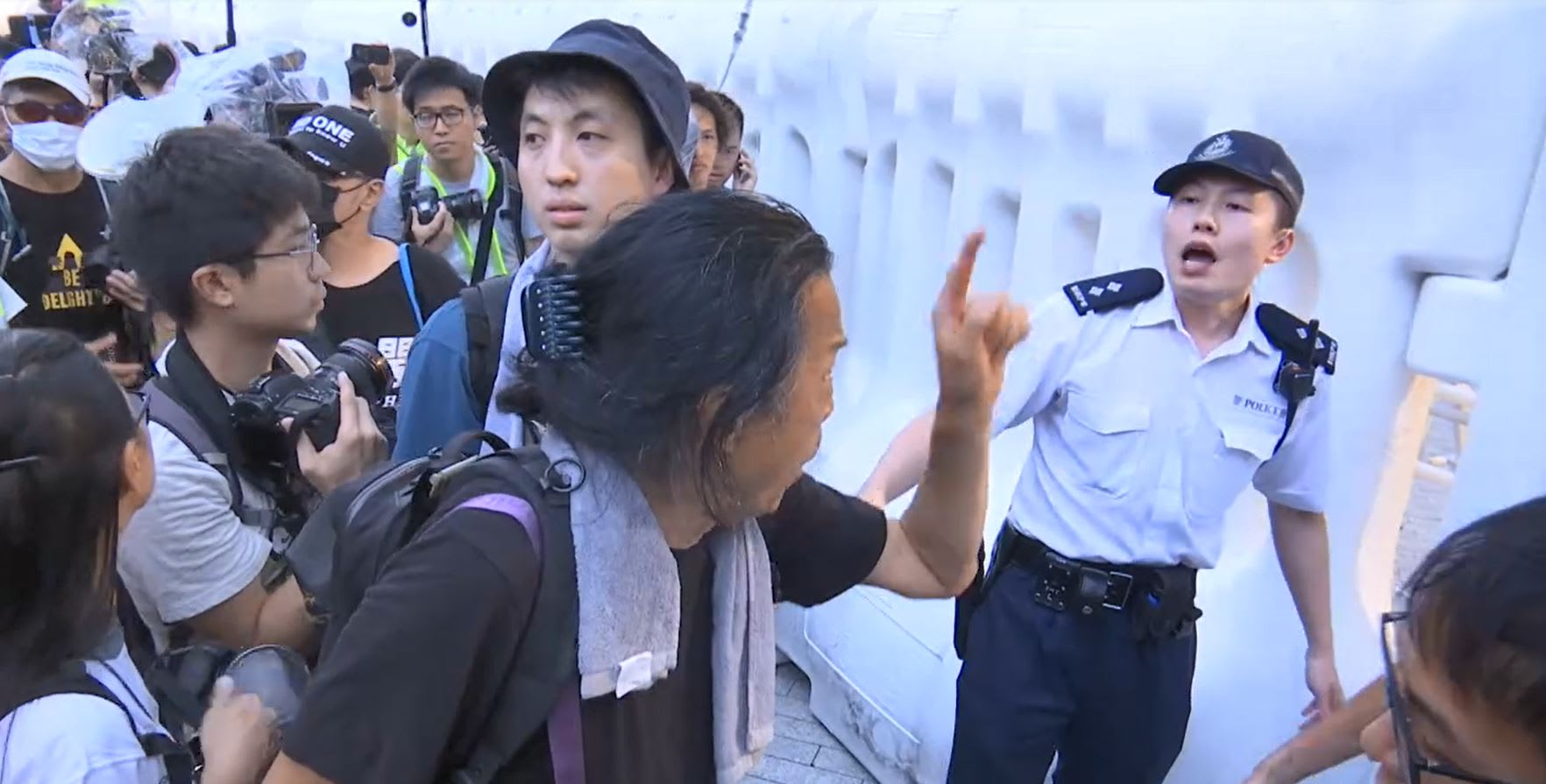 Hong Kong Police Force: The challenges ahead