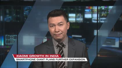 Xiaomi's growth in India | Video
