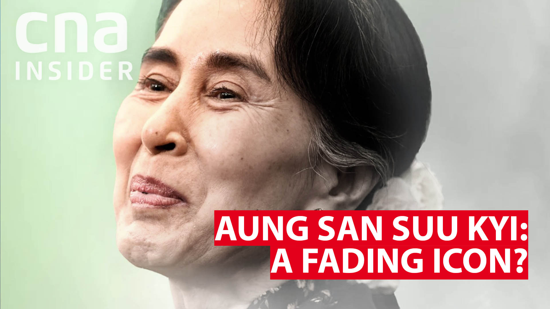 Is Aung San Suu Kyi a fading icon?