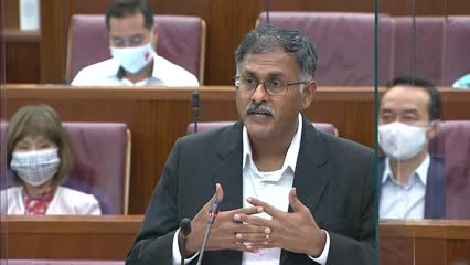 Murali Pillai on reviewing Singapore's justice system