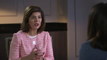 Farah Pandith, Former Chairman of Task Force on Countering Violent Extremism, US National Security Council
