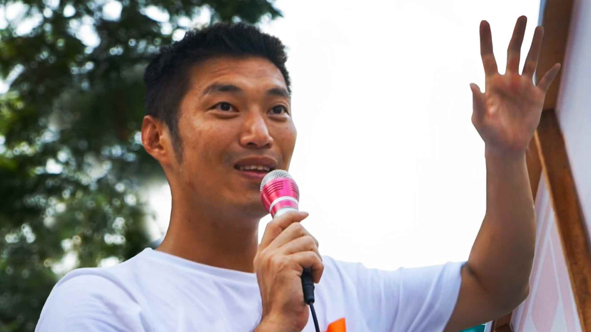 The young billionaire leading Thailand's Future Forward opposition