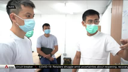 COVID-19: Community Care Facilities more than just managing medical issues, says NUHS doctor | Video