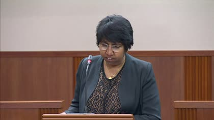 K Thanaletchimi on Smoking (Prohibition in Certain Places) (Amendment) Bill