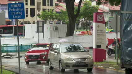 SGH Campus to get new road network, 1,000 more parking lots | Video