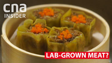 Lab grown meat?