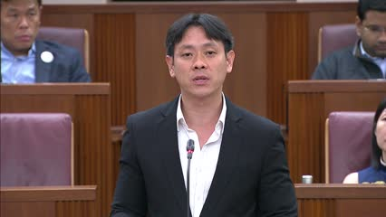 Committee of Supply 2020 Debate, Day 3: Louis Ng on leave entitlements