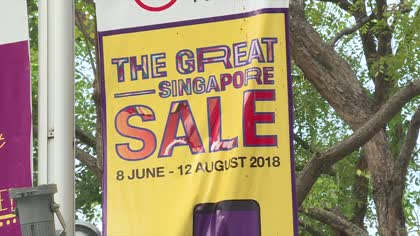 Great Singapore Sale will only last for a month when it returns next year | Video