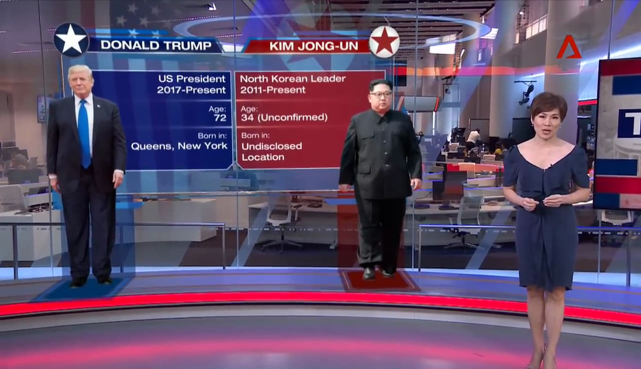 Trump-Kim summit: What do Donald Trump and Kim Jong Un have in common? | Video