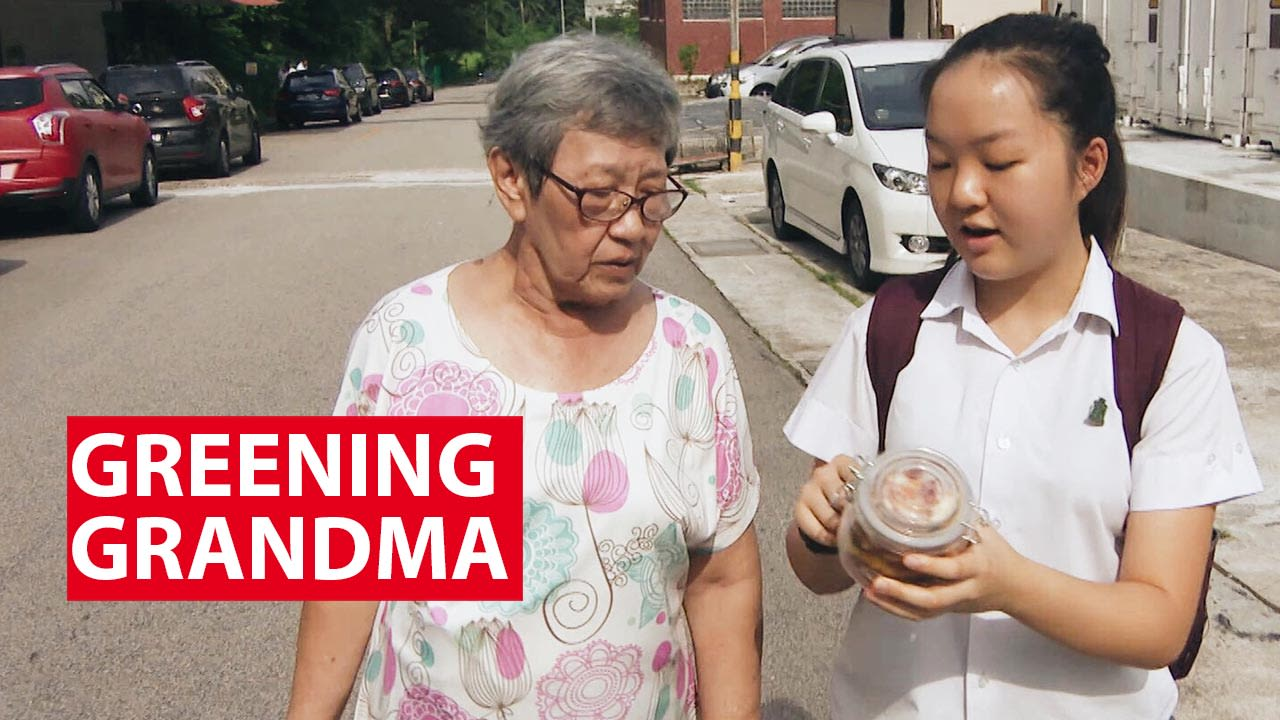 Getting grandma to go zero-waste and plastic-free