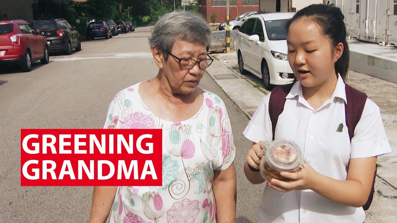 Getting grandma to go zero-waste and plastic-free
