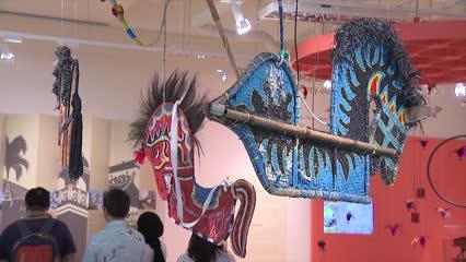 First community gallery opens in Wisma Geylang Serai | Video