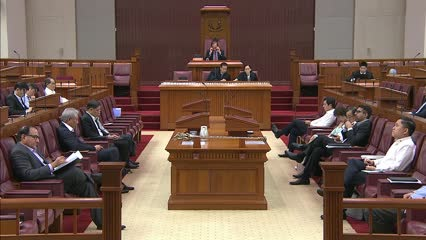 Png Eng Huat on Protection from Online Falsehoods and Manipulation Bill