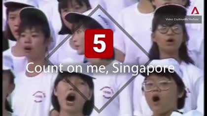Your favourite National Day songs   Video