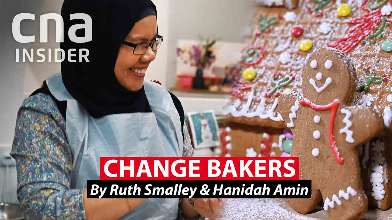 The bakery that changes lives